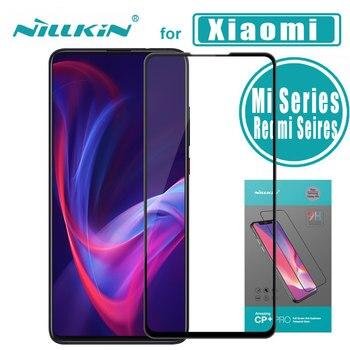 for Xiaomi Redmi K20 7A Tempered Glass Screen Protector Nillkin Full Cover Glass for Xiaomi Mi 9T Pro A3 CC9 Mix 3 Poco F1 Glass