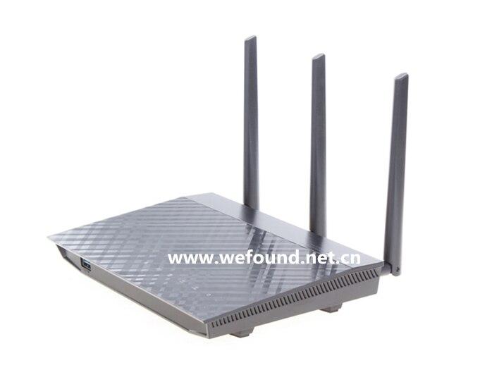 100% working for RT-N18U USB 3.0 Wireless Router yn e3 rt ttl radio trigger speedlite transmitter as st e3 rt for canon 600ex rt new arrival