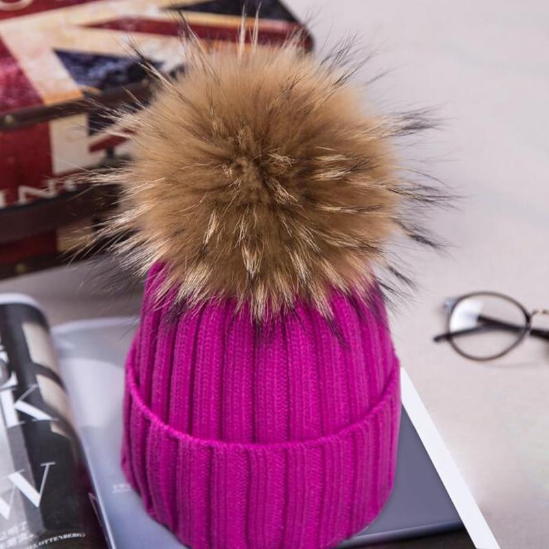 Women's Winter Hats Soft Beanie Casual Fur Velvet Knitted Hat Female Winter 2017 Beanies Bonnet Women's Winter Hats for Women