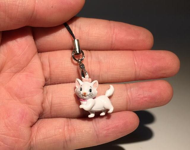 60 Pcs 2 Cm Gambar Mainan Marie Kucing Marie Cat Sangat Kecil Mini