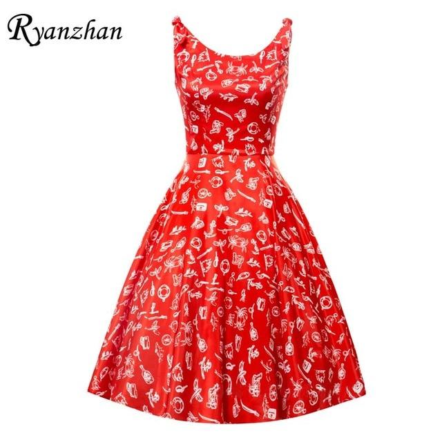 Retro 50s Dresses
