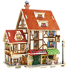 Multi Type 3D Building Jigsaw Puzzle Toy Wooden House Castle Building Puzzle Toy Children S Educational