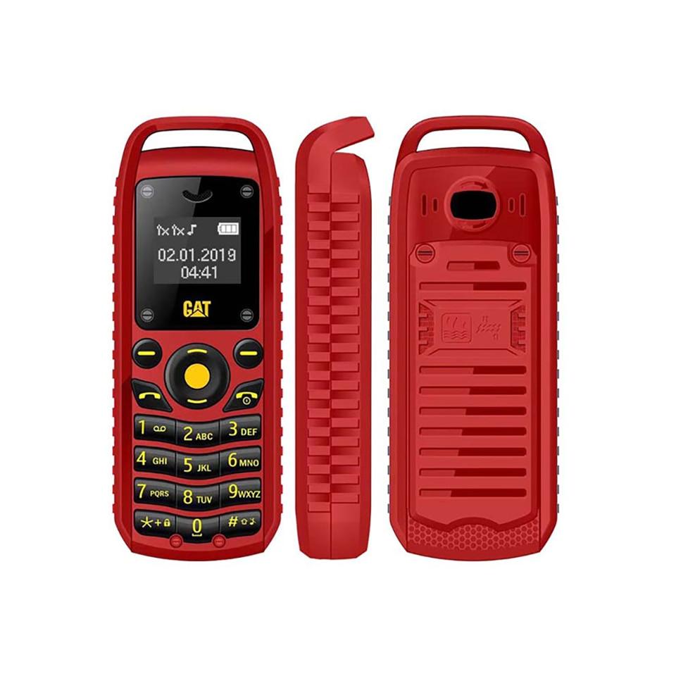 Image 2 - UNIWA B25 Unlocked Mobile Phone Super Mini Small 2G GSM Cellphone Bluetooth Wireless Earphone Kid 380mAh Battery Mobile PhoneCellphones   -