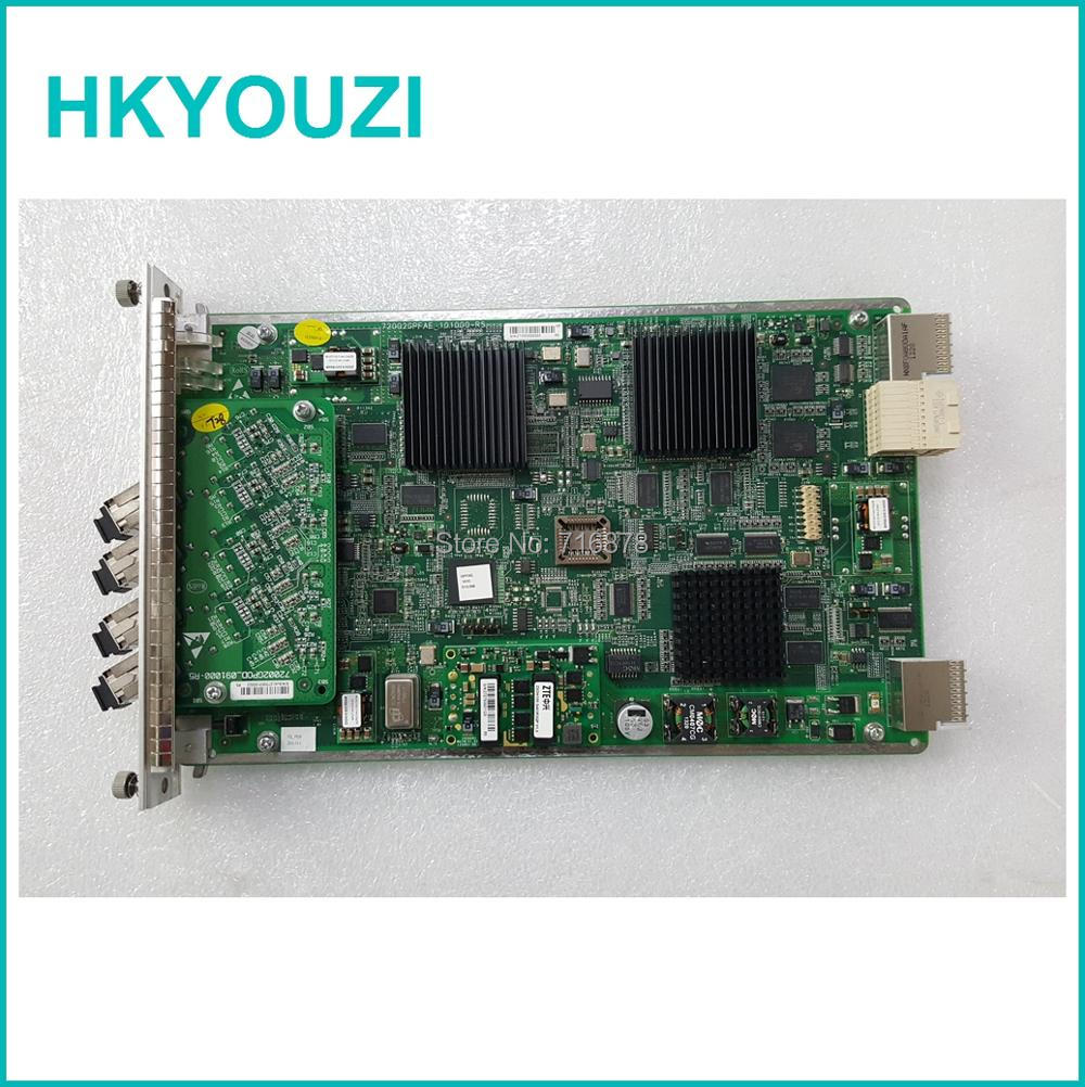 GPFA Kurulu, 4 ADET modülleri ile GPFAE 4 port, C220 OKT için GPON - İletişim Ekipmanları - Fotoğraf 2