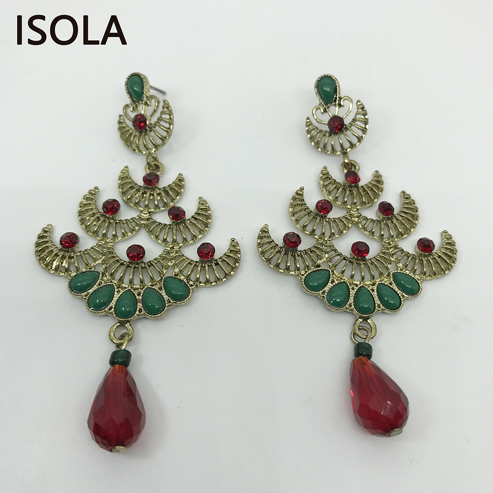 Charming Chandeliers That Make A Statement: Aliexpress.com : Buy ISOLA Statement Charming Rhinestone