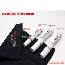 Подлинная Оригинальный объектива pen Lenspen NDSRK-1 Новый Невидимый Углерода cleaning kit углерода мудрость дизайн для canon nikon sony D90 60D
