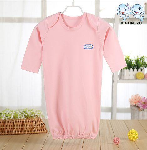 a3653482adb55 Automne Nouveau-Né carter Bébé Fille vêtements de Nuit et Robes Pyjama Sac  de Couchage