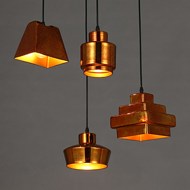 Delightful Loft Style Ceramic Droplight LED Pendant Light Fixtures Vintage Industrial  Lighting For Dining Room Hanging Lamp Lamparas