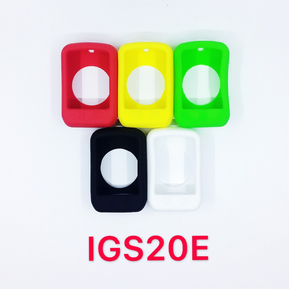 Bicycles computer silicone cover for <font><b>GARMIN</b></font> Edge <font><b>520</b></font> 800 810 820 1000 1030 for IGPSPORT IGS20 50E Cycling <font><b>GPS</b></font> computer with film image