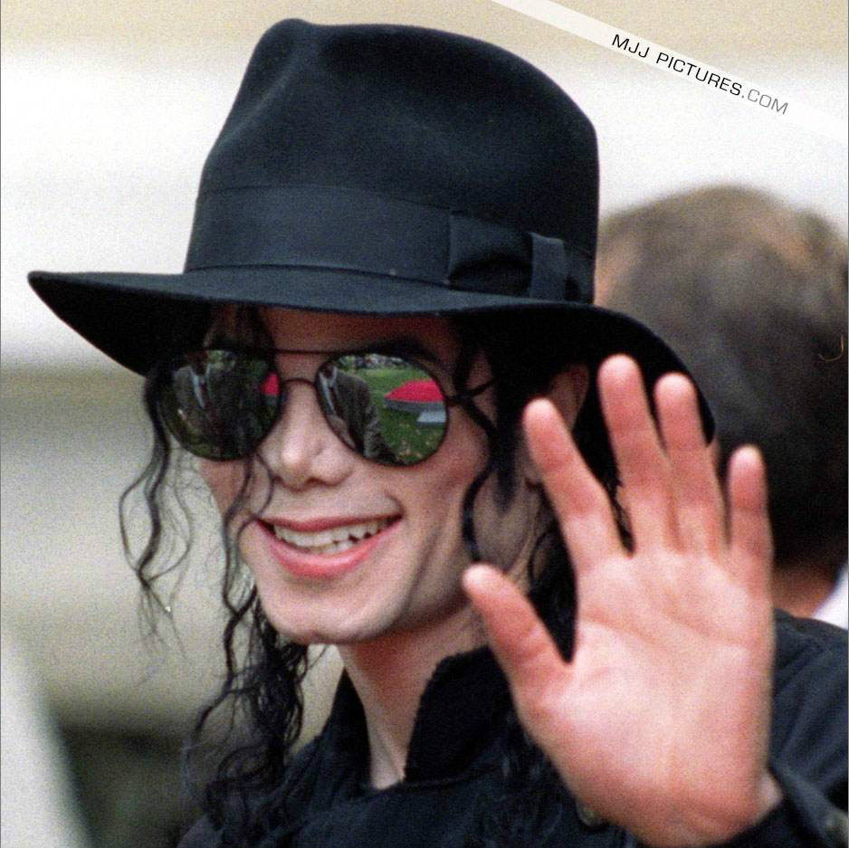 f4475406a67 WOW 2pcs MICHAEL JACKSON White Black Hats Fedora Smooth Criminal Billie  Jean Classic Fedora with name