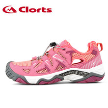 2017 Clorts Women New Arrival Upstream Shoes Breathable Outdoor Auqa Sneakers Quick drying Sports Shoes 3H027