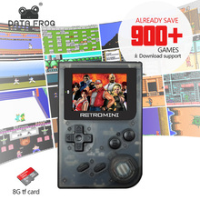 Portable Handheld 32Bit Game Console Retro Style Mini Handheld Game Player Built-in Per GBA / SFC / NEO Giochi classici Regalo per bambino