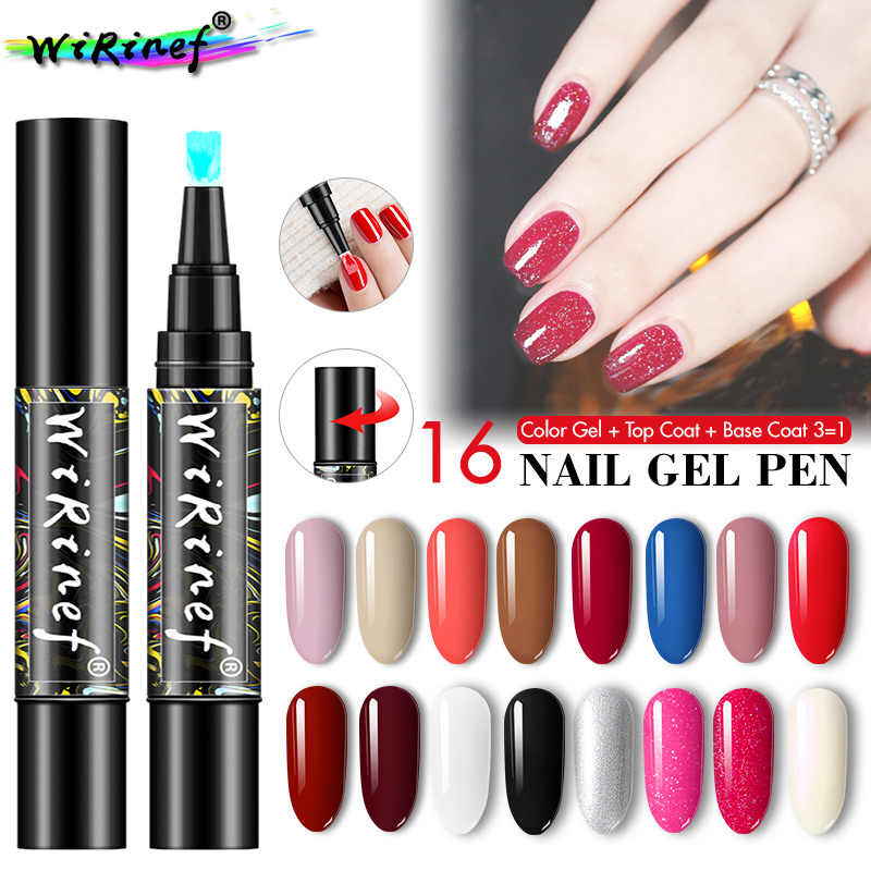 Detail Feedback Questions about Yinikiz Newest 18 Colors Gel Nail ...