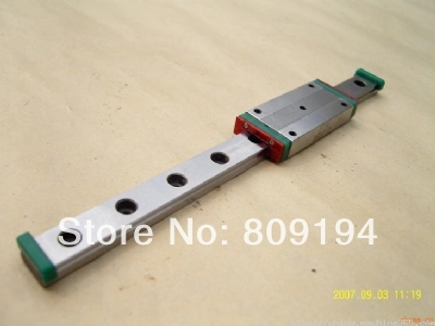 HIWIN MGNR 440mm HIWIN MGR12 linear guide rail from taiwan free shipping to france hiwin from taiwan linear guide rail