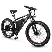 1000W powerful fat tire electric bicycle with 18AH battery Snow eBike