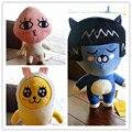 Kakao Friends Neo Muzi Apeach Short Plush PP Cotton Stuffed Doll Toys