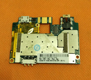 """Image 2 - Original mainboard 1G RAM+8G ROM Motherboard for Doogee X6 MTK6580 Quad Core 5.5"""" HD 1280x720 Free shipping"""