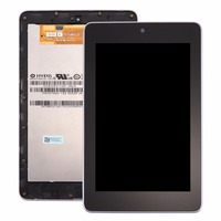 LCD Screen and Digitizer Full Assembly with Frame for Google Nexus 7 (1st Generation WiFi Version)