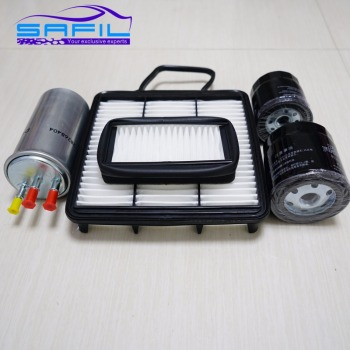 FILTER KIT FOR The Great Wall H5 2.0T diesel set FILTERS 1109101-K80 1017100-ED01 1105103-P00 1111400-ED01