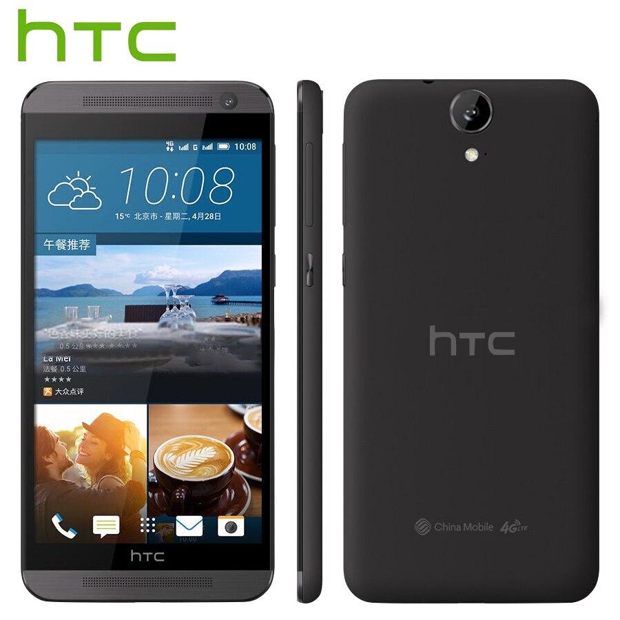 Новый оригинальный HTC One E9 e9w 4 г LTE мобильный телефон MTK heliox10 Octa Core 2.0 ГГц 2 ГБ Оперативная память 16 ГБ Встроенная память 5.5 дюймов NFC 13MP смартфон