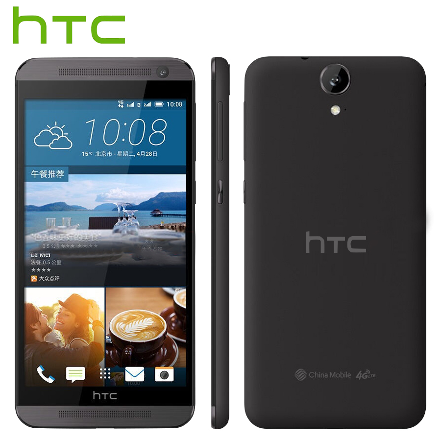 New Original HTC One E9 E9w 4G LTE Mobile Phone MTK HelioX10 Octa Core 2 0