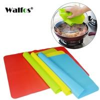 WALFOS grande big size 1 PZ 60x40 cm Silicone di Cottura Mat Liner tovaglietta Mat Forno Isolamento termico Pad Bakeware Stuoia di Tabella