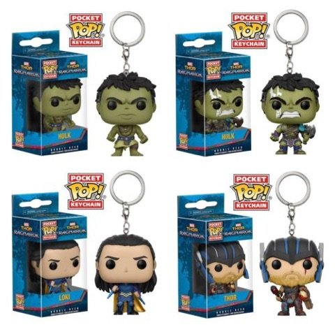 Official Funko Pop Keychain Thor Ragnarok Gladiator Thor Hulk Battle Armor Loki Action Figure Key Chain Collectible Model Toy Loki Action Figure Action Figurefunko Pop Keychain Aliexpress