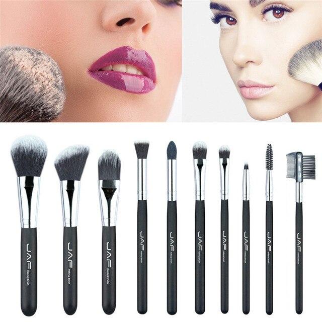 De moda: las fuerzas armadas de cepillo de maquillaje pinceles de maquillaje profesional líquido en polvo crema cosméticos cepillo de mezcla Herramienta #1101