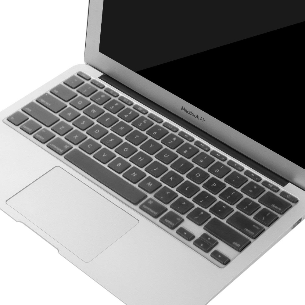 Waterproof Silicone Keyboard Cover for Macbook 4