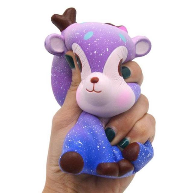 Kawaii Deer Squishy Toy
