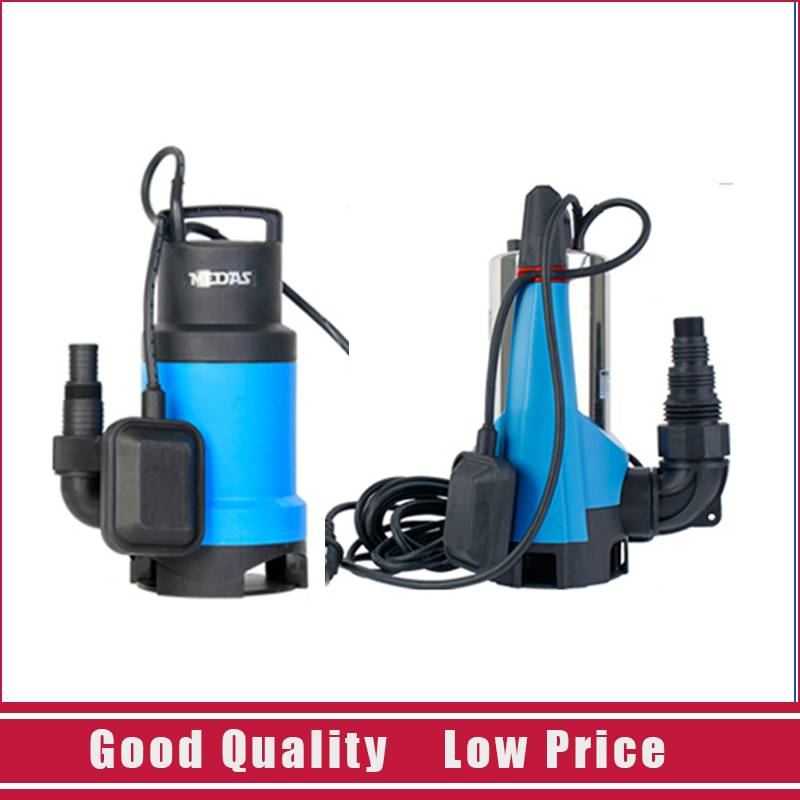 Home Use Submersible CleanDirty Water Pump 350W Irrigation Submersible Pump