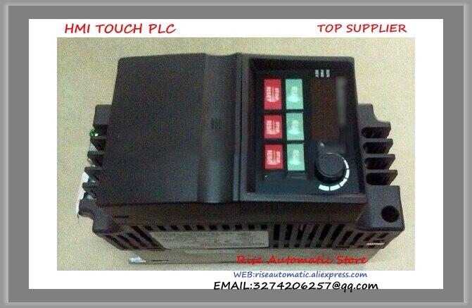 VFD-EL Inverter AC motor drive 1 phase 220V 400W 0.5HP 2.5A 600HZ new VFD004EL21A Delta
