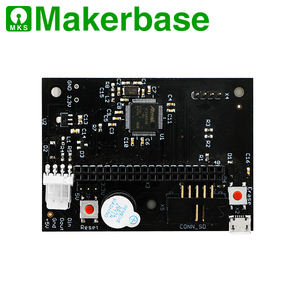 Image 4 - Makerbase 32 bit Cloned duet 2 wifi V1.04 Control Board Duex5 V0.9a  with  4.3 or 7.0 Pandue touch screen for 3d printer parts