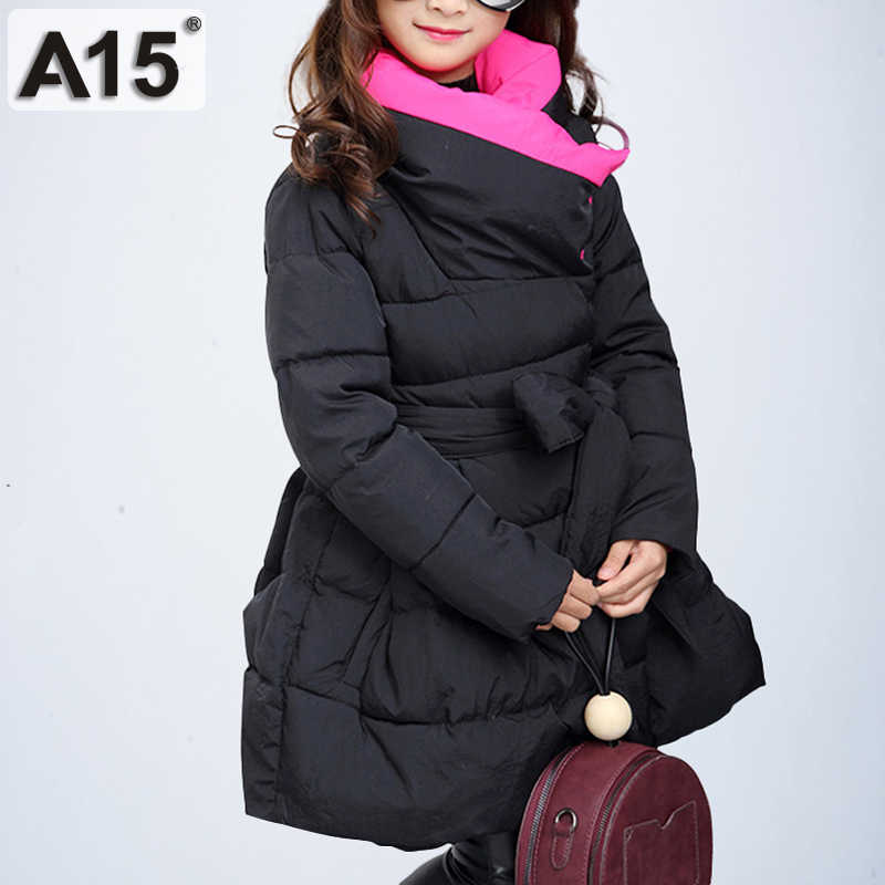 6c35612445e Detail Feedback Questions about A15 2018 Toddler Girls Winter Coats ...