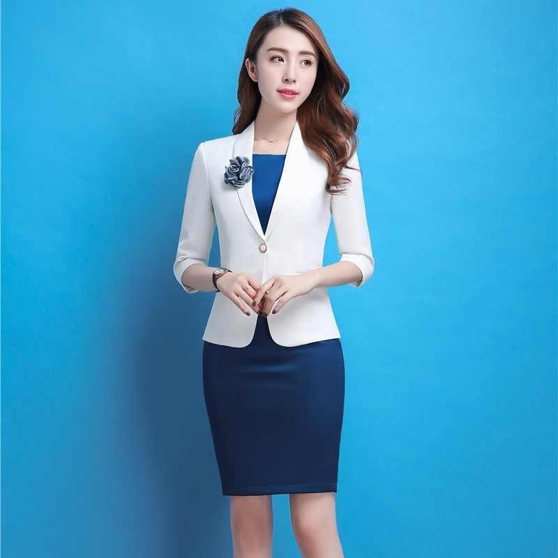78b59ae415e66d7 ... Новый высокое качество весна-осень, деловой стиль пиджаки для женщин  костюмы с куртки пальто ...