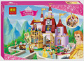 BELA 376pcs Girls Friends Princess Belle's Enchanted Castle Building Blocks Set Christmas gifts Toys Compatible Legoe 41067