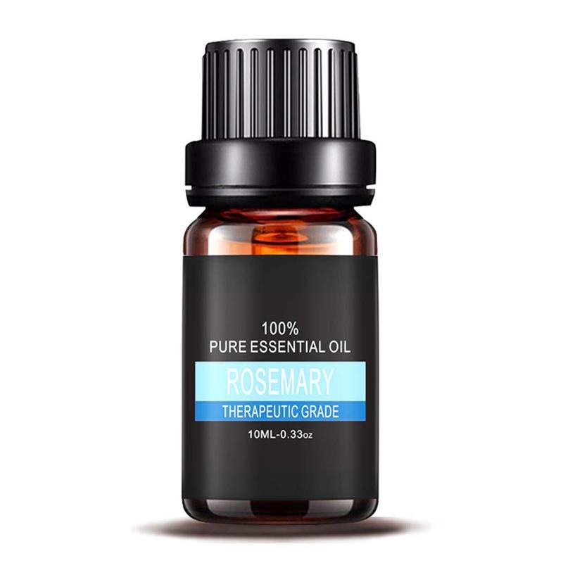 Pure Plant Essential Oils For Aromatic Aromatherapy Diffusers Aroma Oil Lavender Lemongrass Tea Tree Oil Natural Home Air Care 10