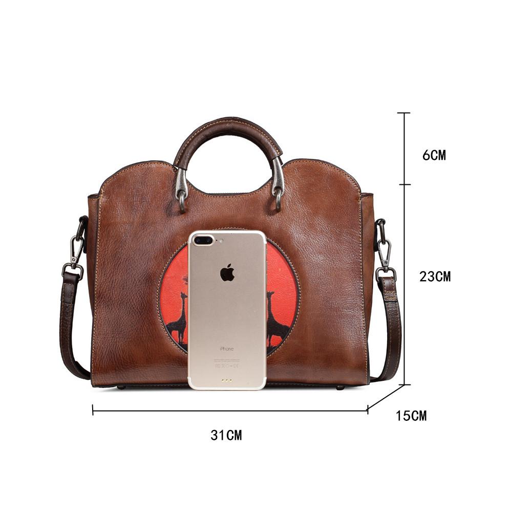 Crossbody Shoulder Messenger Bag