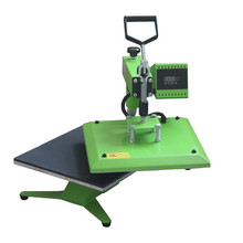 new style lowest price t shirt heat press machine