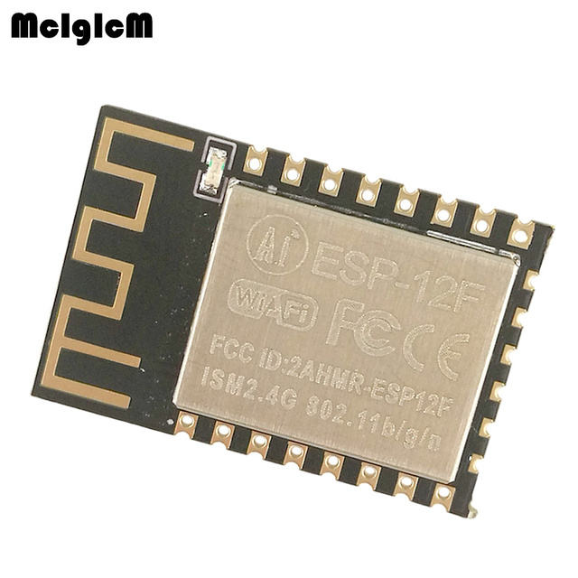 MCIGICM ESP-12F (ESP-12E upgrade) ESP8266 Remote Serial Port WIFI Wireless Module ESP8266 esp12 4M Flash