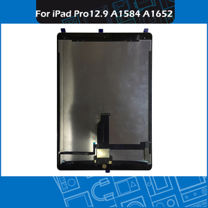 "Image 2 - Full New Black White A1584 A1652 Touch Screen Assembly for iPad Pro 12.9"" Display with Board"