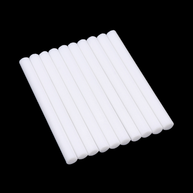 10Pcs Humidifiers Replacement Filter For USB Air Aroma Diffuser Parts Can Be Cut 10pcs air filter replacement for briggs