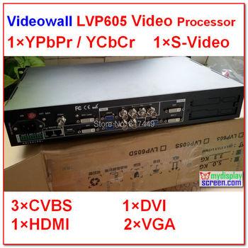 цена на LVP605 VD WALL Hdmi/ Composite/Usb/DVI/vga input   Dvi/Vga/Output  VD WALL lvp605 series Led Display Video Processor