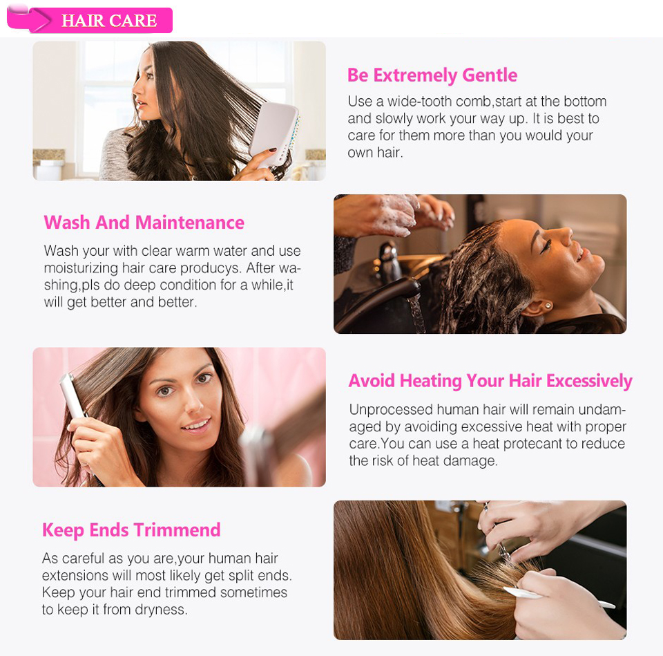 X-Elements Peruvian Straight Hair Weave Bundles Natural Color 100% Human Hair Weave Extensions Non Remy Hair 1 3 4 Bundle Deals (8)