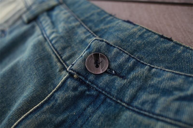 Märke Harem byxor jeans kvinnor denim byxor casual byxor plus - Damkläder - Foto 4