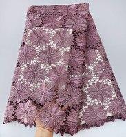 Большой тяжелый чистый лук Африканское гипюровое кружево очень аккуратная вышивка нигерийский шнур кружевная ткань с прочными камнями выс...