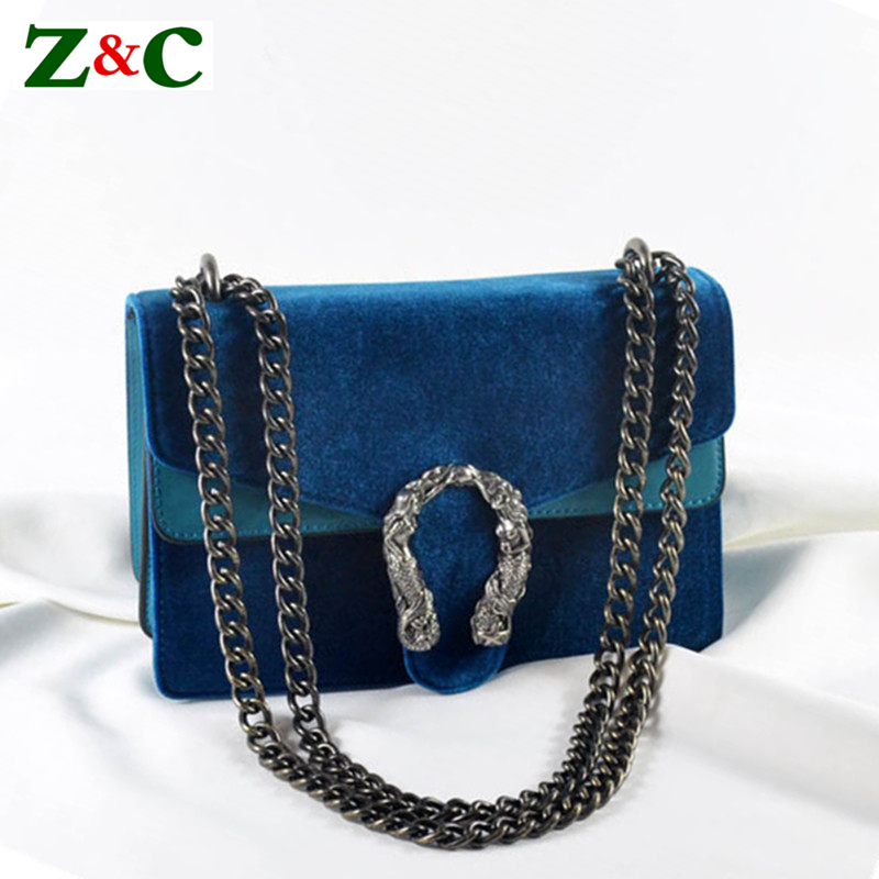 Hot Sale Luxury Brand Fashion Chain Casual Shoulder Bag Messenger Bag Famous Designer Velvet Leather Women Crossbody Bags Clutch бордюр blau versalles mold michelle 3 5x25
