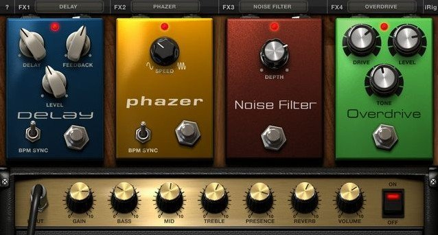 FOR PHONE GUITAR  Effects