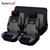 AUTOYOUTH Seat Covers Vehicles Supports Car Seat Cover Set Car Seat Covers Car Seat Protector For Lada TOYOTA Corolla bmw e46
