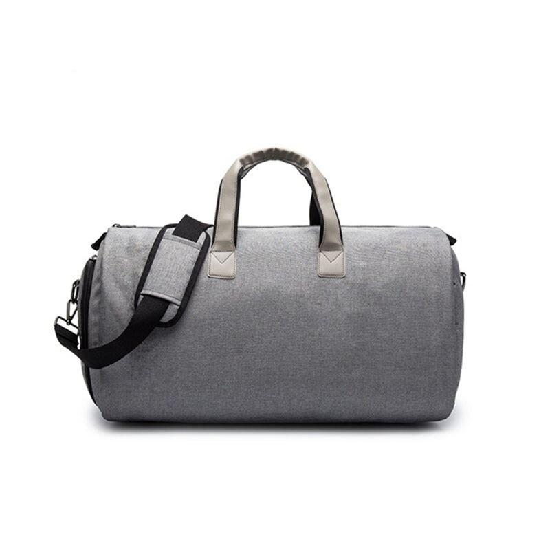 Sac de vêtement de voyage étanche femmes costume sac polochon hommes d'affaires voyage bagages sacs week-end Duffle Tot main Bolsas